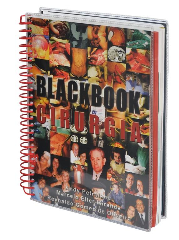 BLACKBOOK CIRURGIA - COD. 859913003X